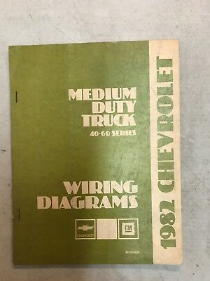 1982 chevrolet truck wiring diagram best subwoofer diagrams medium duty 40 60 series service manual