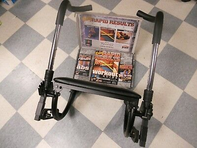 ab rocker chair strongback canada body by jake fitness work out seat as seen on tv