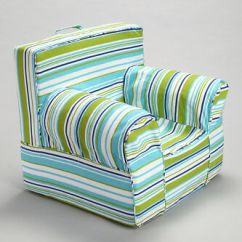 Anywhere Chair Insert Ladder Design Regular To Fit Pottery Barn Kids For Includes Summer Stripe Cover