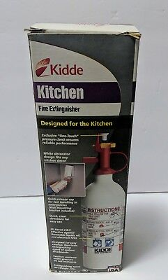 kidde kitchen fire extinguisher summer ideas 3 b c rated with wall mount model