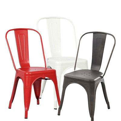 tolix side chair wooden high for sale set of 4 style dining stackable bistro cafe metal stool vintage