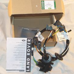 Land Rover Discovery 4 Trailer Plug Wiring Diagram 2017 Ford F150 Speaker Free Download Oasis Dl Co Genuine Lr4 Tow Hitch Wire Harness 6 Pin At