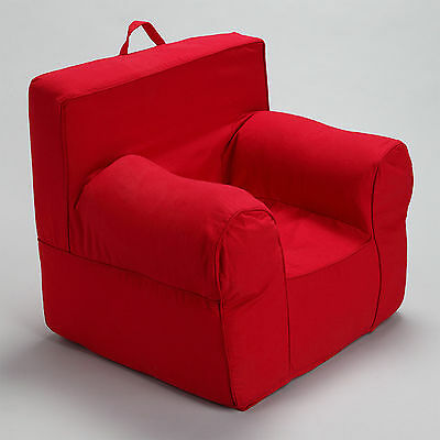anywhere chair insert antique cane seat dining chairs for pottery barn includes red cover fits regular size
