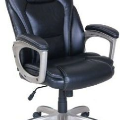 Office Chairs For Heavy People Industrial Big And Tall Memory Foam Commercial Serta Chair With Black