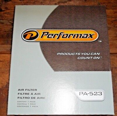 Performax Air Filtration System Filters