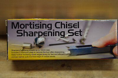 Clico Mortise Chisel Sharpening Sets