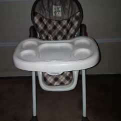 Retro High Chairs Babies Armchair Meaning Feeding Baby Page 12 Picclick Trend Seat Right Chair Adjustable 4 Wheels