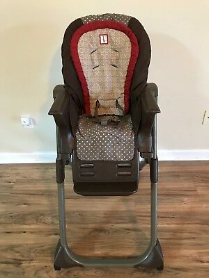 graco duodiner lx high chair wine barrel baby highchair metropolis 127 53 picclick color starburst