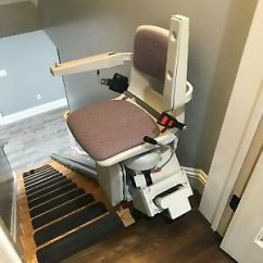 Electric Stair Chair Swivel Kayak Stairlift Lift Acorn Superglide 120 Lightly Used Excellent Condition