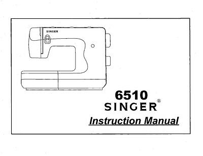 Sewing Manuals & Instruction, Sewing Machine Accessories