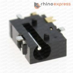 5 Pin Dc Jack Tablet Netbook Notebook 0 7mm How To Wire A Double Light Switch Diagram Netzbuchse Netzteilbuchse Fur Smd