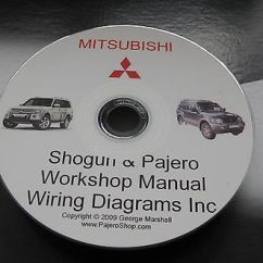 Pajero 4m40 Wiring Diagram Alldata Diagrams Mitsubishi Delica L400 Workshop Manual 2 8 Td Engine Shogun Diag