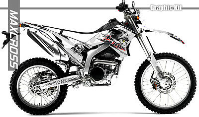 GRAPHICS DECALS STICKERS Full Kit For Yamaha Wr250R Wr250X