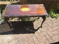 Vintage Wooden Coffee Table Shabby Chic Project  10.00 ...