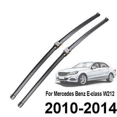 2X 26& FRONT Window Windshield Wiper Blades Fit For