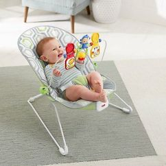 Baby Sleeper Chair Covers Hire Toowoomba Bouncer Seat Infant Calming Vibration Relax Portable Kids Toy
