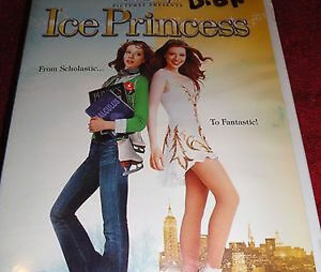 Walt Disney Ice Princess Dvd Free Shipping