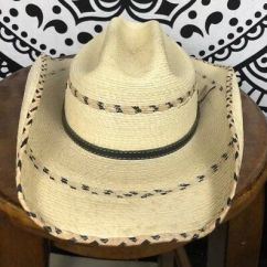 Kenny Chesney Blue Chair Bay Hats Dining Cushions Non Slip Inspired Brand Straw Rings Cowboy Hat