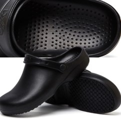 Kitchen Shoes Womens Large Island For Sale Non Slip Chef Men Women Safety Wear Resistant Waterpoof