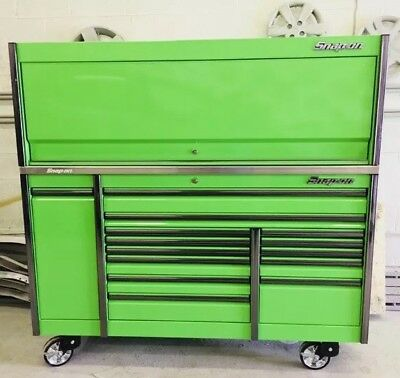 Snap On Tool Box Hutch
