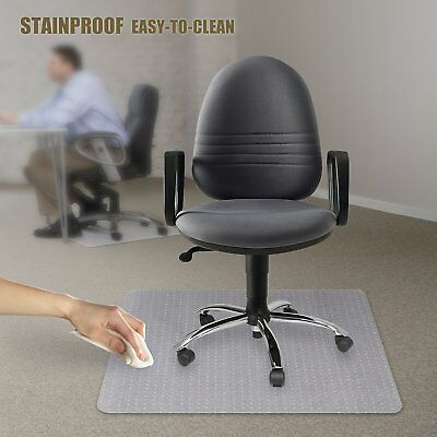 heavy duty office chair mat for carpet covers and linens denver low pile 1 4 inch grip computer desk 2 3mm floor mats medium carpets with studs