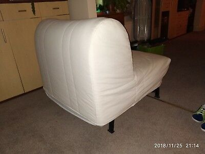 lycksele chair bed reclining wingback chairs ikea sofa 1 seater with cover 33 00