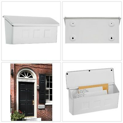 wall mount mailbox package