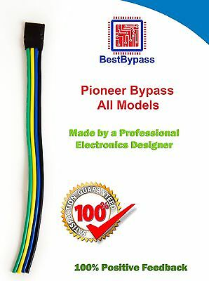 pioneer tr7 wiring car charging system diagram brake bypass for alpine ilx f309 halo 9 stereo comparable to bestbypass video parking triple pulse fits all avh