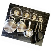Wall Mounted Country House Pot And Pan Holder  10.00 ...