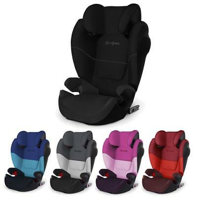 CYBEX SOLUTION MFIX SL Group 2  3 Isofix Childs Car