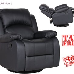 Swivel Reclining Chairs For Living Room Curtains Sale Recliner Rocker And Chair Lazy Boy Bonded Leather