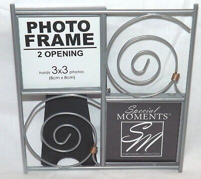 Modern Wooden White Square Wall Frame For Special Moments Memories