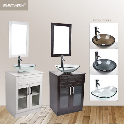 Bathroom Vanities With Glass Bowl Sinks