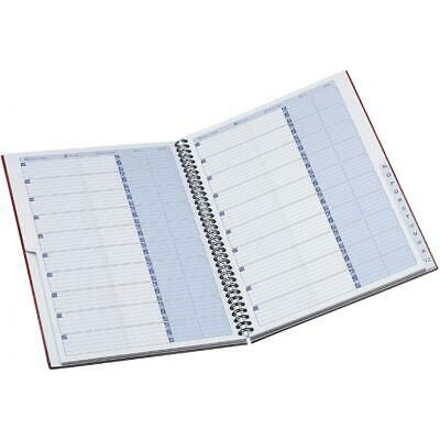 Office address book, DIN A5, special ruling, cardboard Oxford 100101258 (302012002 ...