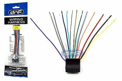 pioneer deh 2100ib wiring diagram 2001 saturn sl1 stereo harness deh-p7500mp deh-p7600mp deh-p7650mp - ships free today! cad $5.30 ...