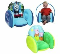 Peppa Pig inflatable chair NEW!  2.99