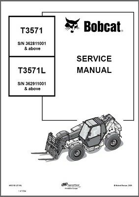 INGERSOLL RAND VR-518 PARTS MANUAL BOOK TELESCOPIC HANDLER