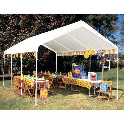 CARPORT CANOPY Roof Top Replacement Cover For Costco