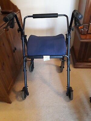 Walking Zimmer Frame With Seat   Framess.co