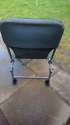 fishing chair crane chairs style names folding used condition 25 00 picclick uk