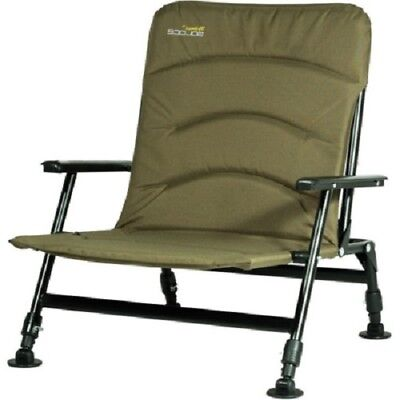 fishing chair with adjustable legs child bean bag pattern new wychwood solace low leg carp q0231 coarse angling lightwieght fold up