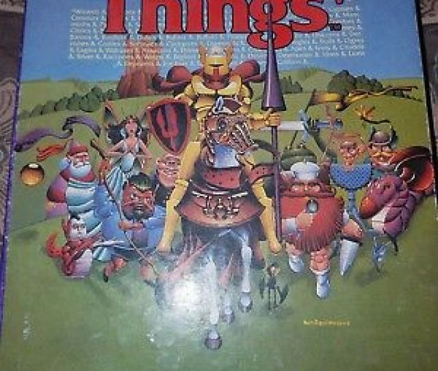 Kings Things Fantasy Board Game By Games Workshop West End Games