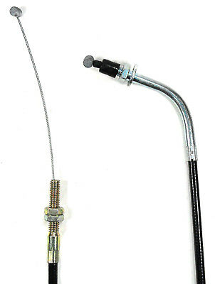 Throttle & Choke Cables, Air Intake & Fuel Delivery