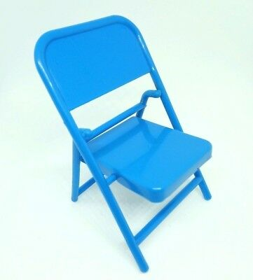 steel chair accessories bedroom comfortable silver for wwe wrestling figures 2 99 blue