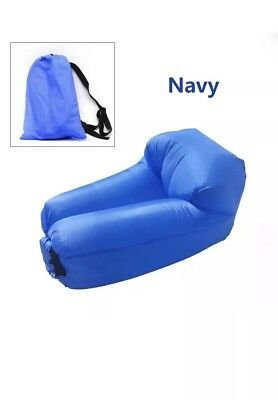 air bag chair pronto power parts inflatable lazy bed portable couch travel seat sofa lounge