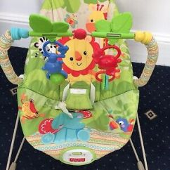 Walker Bouncing Chair Mid Century Side Baby Bouncer Fisher Price Infant Child Activity Centre Kids