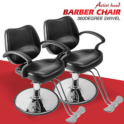 barber chair parts mission style morris set 2 koken barbershop armrest original classic hydraulic shampoo hair styling salon beauty equipment