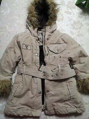 Girl winter jacket 92