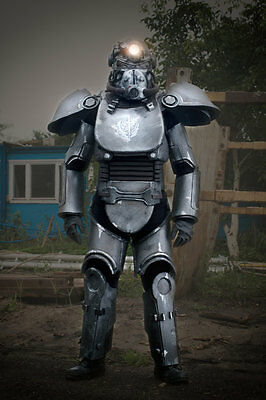 fallout inspired power armor