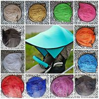 Baby Stroller Sunshade Canopy Cover For Prams Sunshade